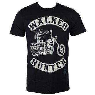 t-shirt de film pour hommes The Walking Dead - Walker Hunter - INDIEGO, INDIEGO