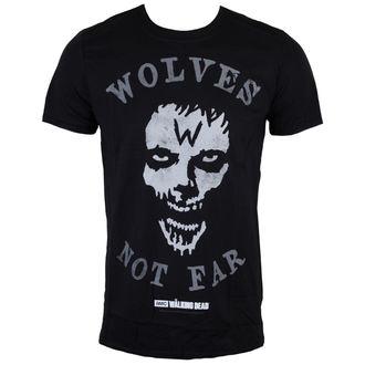 t-shirt de film pour hommes The Walking Dead - Wolves Not Far - INDIEGO, INDIEGO