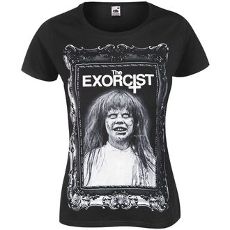 t-shirt hardcore pour femmes - THE EXORCIST - AMENOMEN, AMENOMEN