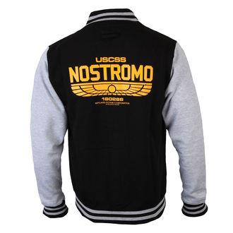 sweat-shirt sans capuche pour hommes Alien - USCSS Nostromo - NNM, NNM, Alien - Le 8ème passager
