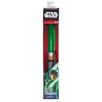 lumineuse mise en garde Étoile Wars - Luke Skywalker ( Episode VI ) - Green