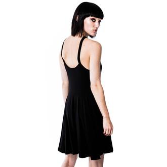 robe pour femmes KILLSTAR - Magi Patineur - Noire, KILLSTAR