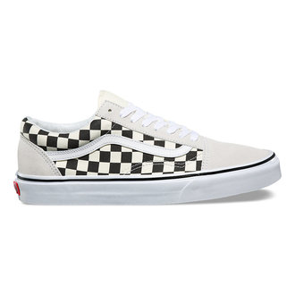 chaussures de tennis basses unisexe - UA OLD SKOOL (Checkerboar) - VANS, VANS