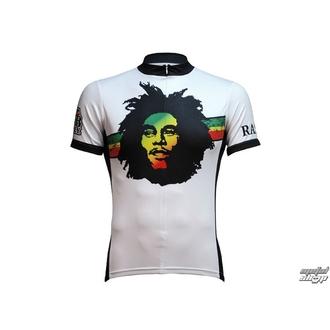 débardeur de cycliste PRIMAL WEAR - Bob Marley - Rasta Rock Jersey, PRIMAL WEAR, Bob Marley