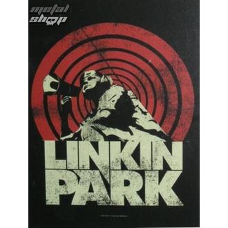 drapeau Linkin Parc - Loud & Clear, HEART ROCK, Linkin Park