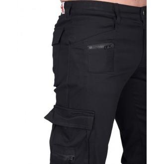 pantalon pour hommes NOIRE PISTOLET - Combat Pants Denim - (Noire), BLACK PISTOL