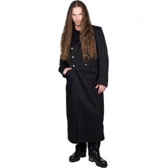 manteau pour hommes BLACK PISTOL - Armée Coat Denim - NOIRE, BLACK PISTOL