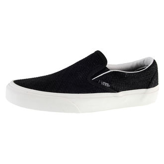 chaussures de tennis basses pour hommes - U Classic Slip-On (Braided Suede) - VANS - V3Z4INY