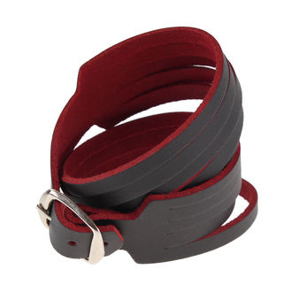 bracelet  BWZ-630, BLACK & METAL