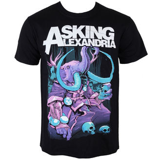 tee-shirt métal pour hommes Asking Alexandria - Devour - ROCK OFF, ROCK OFF, Asking Alexandria