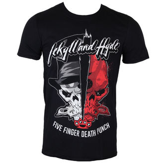 tee-shirt métal pour hommes Five Finger Death Punch - Jekyll & Hyde - ROCK OFF, ROCK OFF, Five Finger Death Punch