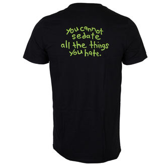 tee-shirt métal pour hommes Marilyn Manson - American Family - ROCK OFF, ROCK OFF, Marilyn Manson