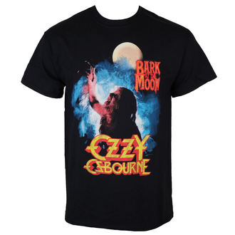 tee-shirt métal pour hommes Ozzy Osbourne - Bark At The Moon - ROCK OFF, ROCK OFF, Ozzy Osbourne
