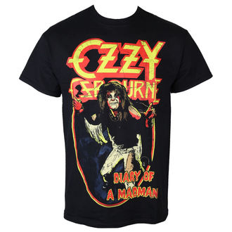 tee-shirt métal pour hommes Ozzy Osbourne - Diary Of A Madman - ROCK OFF, ROCK OFF, Ozzy Osbourne
