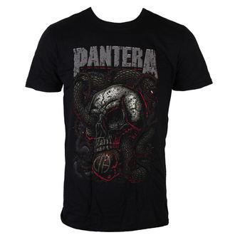 tee-shirt métal pour hommes Pantera - Serpent Skull - ROCK OFF, ROCK OFF, Pantera