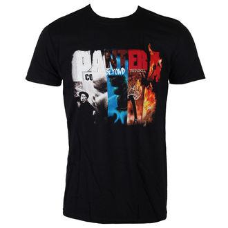 tee-shirt métal pour hommes Pantera - Album Collage - ROCK OFF - PANTS09MB