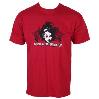 tee-shirt métal pour hommes Queens of the Stone Age - New Girl - ROCK OFF, ROCK OFF, Queens of the Stone Age