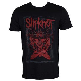 tee-shirt métal pour hommes Slipknot - Dead Effect - ROCK OFF, ROCK OFF, Slipknot