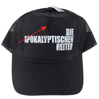 casquette Die Apokalyptischen Reiter - Noire - MASSACRE RECORDS - ENDOMMAGÉE, MASSACRE RECORDS