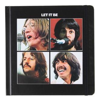 de notes carnet The Beatles - Let It Be - ROCK OFF, ROCK OFF, Beatles
