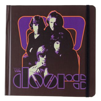 de notes carnet The Doors - 70s - ROCK OFF, ROCK OFF, Doors