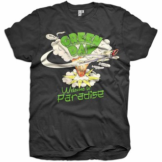 tee-shirt métal enfants Green Day - Welcome To Paradise - ROCK OFF, ROCK OFF, Green Day
