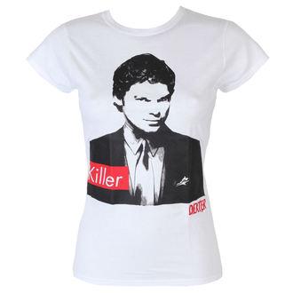 t-shirt de film pour femmes Dexter - Killer - HYBRIS, HYBRIS, Dexter