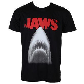 t-shirt de film pour hommes JAWS - Poster - HYBRIS, HYBRIS, Les dents de la mer