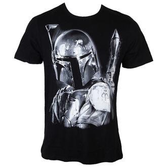 t-shirt de film pour hommes Star Wars - Boba Fett Silver Millar - LEGEND, LEGEND, Star Wars
