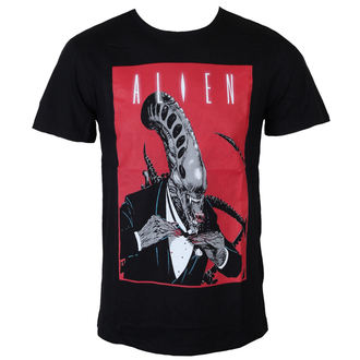 t-shirt de film pour hommes Alien - Vetřelec - Smoking Comics Cover - LEGEND, LEGEND, Alien - Vetřelec