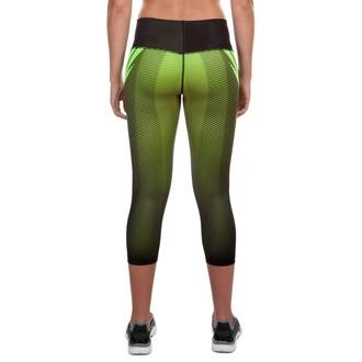 pantalon pour femmes 3/4 (caleçons longs) VENUM - Razor - Noir / Jaune, VENUM