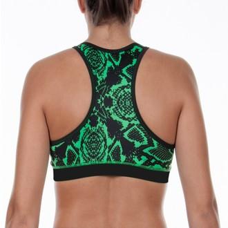 sportif soutien-gorge VENUM - Fusion - Green, VENUM