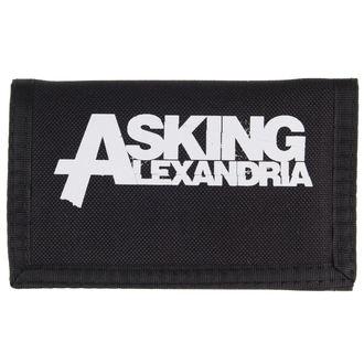 portefeuille Asking Alexandria - Logo - PLASTIC HEAD, PLASTIC HEAD, Asking Alexandria