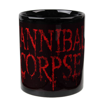 tasse Cannibal Corpse - Dripping Logo - PLASTIC HEAD
