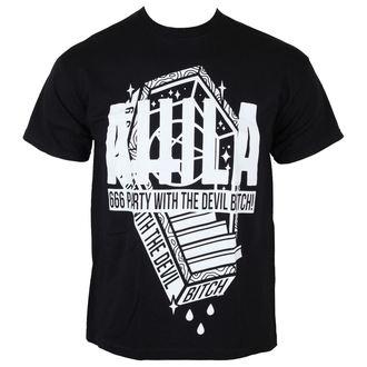 tee-shirt métal pour hommes Attila - Coffin - PLASTIC HEAD, PLASTIC HEAD, Attila
