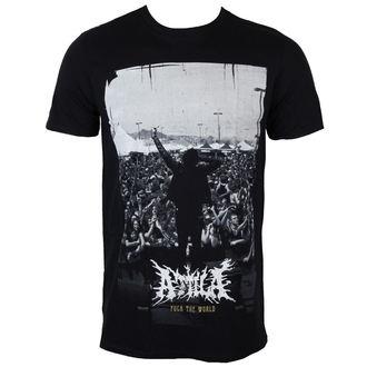 tee-shirt métal pour hommes Attila - Crowd - PLASTIC HEAD, PLASTIC HEAD, Attila