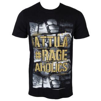 tee-shirt métal pour hommes Attila - Rageaholics - PLASTIC HEAD, PLASTIC HEAD, Attila