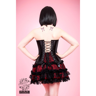 corset pour femmes HEARTS AND ROSES - Noire Lace, HEARTS AND ROSES