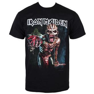 tee-shirt métal pour hommes Iron Maiden - Book of souls Euro Tour 2016 - ROCK OFF - IMTEE50MB