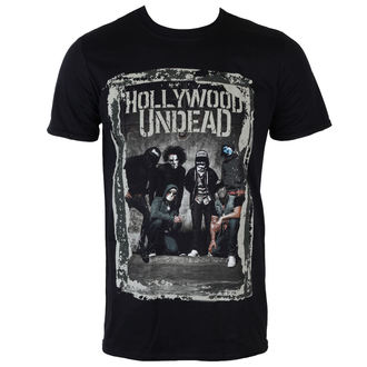 tee-shirt métal pour hommes Hollywood Undead - Cement Photo - PLASTIC HEAD, PLASTIC HEAD, Hollywood Undead