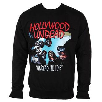 sweat-shirt sans capuche pour hommes Hollywood Undead - Til I Die - PLASTIC HEAD, PLASTIC HEAD, Hollywood Undead