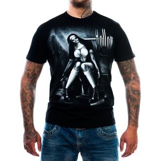 tee-shirt pour hommes ART BY EVIL - Hollow - Noire, ART BY EVIL