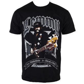tee-shirt métal pour hommes Motörhead - Lemmy Iron Cross 49 Percent - ROCK OFF