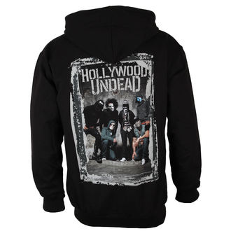 sweat-shirt avec capuche pour hommes Hollywood Undead - Cement Photo - PLASTIC HEAD, PLASTIC HEAD, Hollywood Undead