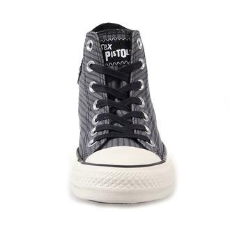 chaussures de tennis montantes pour femmes Sex Pistols - Sex Pistols - CONVERSE, CONVERSE, Sex Pistols
