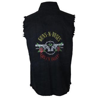 gilet pour hommes Guns N' Roses - Los F´N Angeles - RAZAMATAZ, RAZAMATAZ, Guns N' Roses