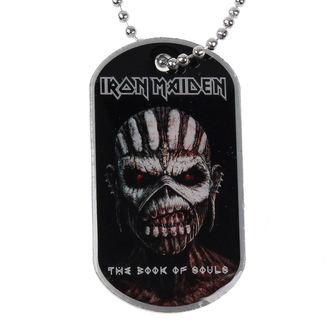 collier (de chien plaque) Iron Maiden - The Book Of Souls - RAZAMATAZ, RAZAMATAZ, Iron Maiden