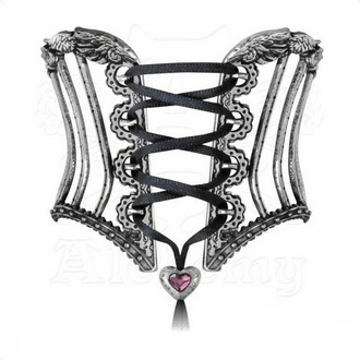 bracelet ALCHEMY GOTHIC - tightlace Corset Bangle, ALCHEMY GOTHIC