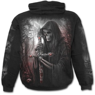 sweat-shirt avec capuche pour hommes - Soul Searcher - SPIRAL - D050M451