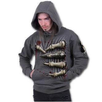 sweat-shirt avec capuche pour hommes - - SPIRAL, SPIRAL